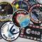 La mia collezione di mission patch